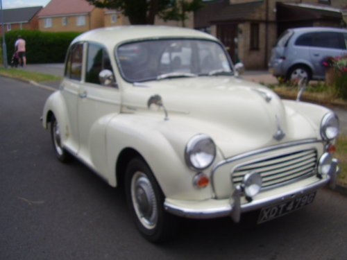 1977 Morris Minor 1969 For Sale (picture 1 of 6)
