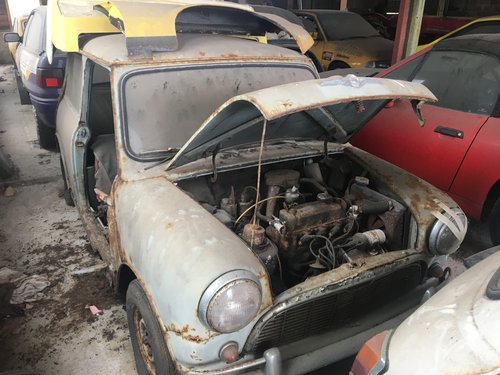 1963 Morris Mini-Minor Mk1Restoration project For Sale (picture 3 of 6)