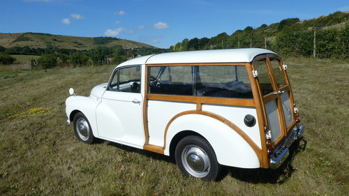 1971 Morris Traveller Fantastic Condition just 3 owners  SOLD (picture 1 of 6)
