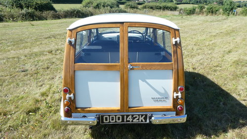 1971 Morris Traveller Fantastic Condition just 3 owners  SOLD (picture 2 of 6)