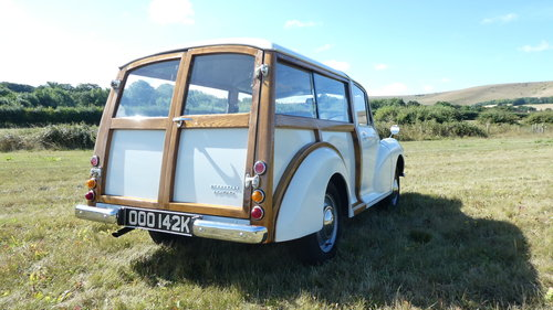 1971 Morris Traveller Fantastic Condition just 3 owners  SOLD (picture 3 of 6)