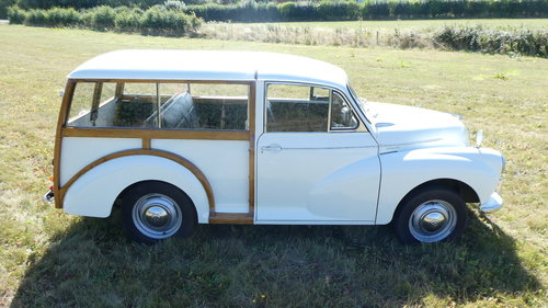 1971 Morris Traveller Fantastic Condition just 3 owners  SOLD (picture 4 of 6)