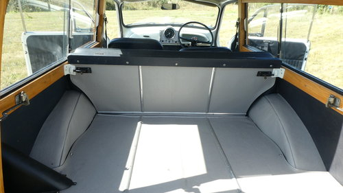 1971 Morris Traveller Fantastic Condition just 3 owners  SOLD (picture 6 of 6)