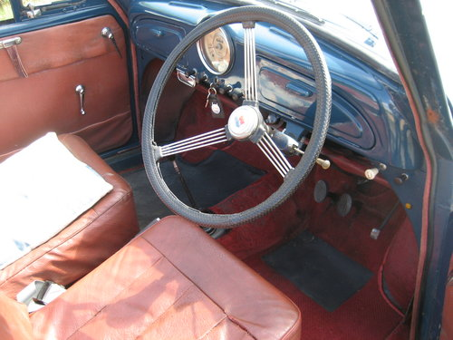 1957 Morris 1000 Convertible SOLD (picture 4 of 6)