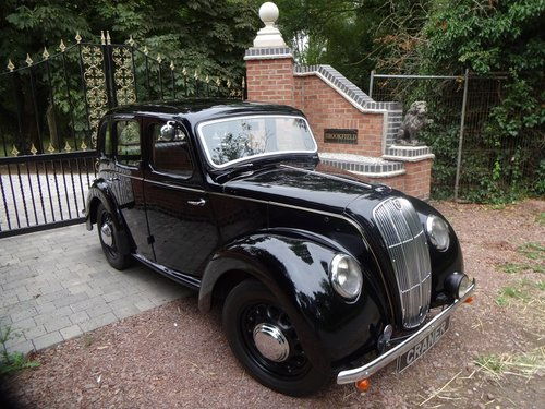 Morris 8 SOLD (picture 1 of 6)