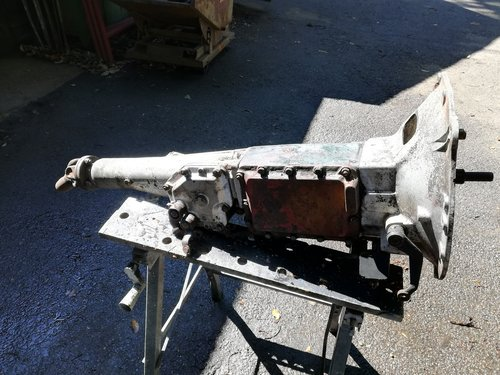 Morris Oxford MO Gearbox SOLD (picture 2 of 2)