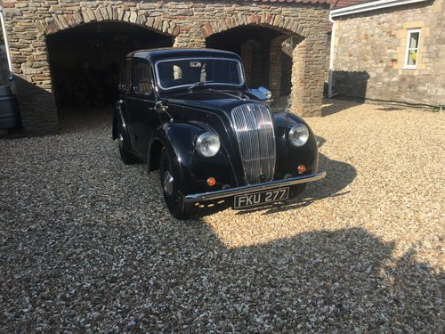 1948 Morris 8 Series E  For Sale (picture 1 of 6)