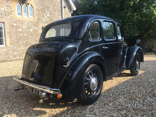 1948 Morris 8 Series E  For Sale (picture 4 of 6)
