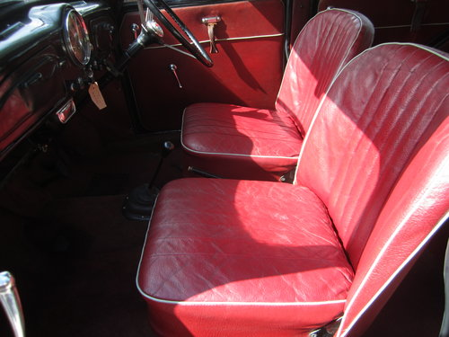 1957 MORRIS MINOR 'PHYLLIS' SALOON ~ MOT 8/2019 ~ INVESTMENT SOLD (picture 3 of 6)