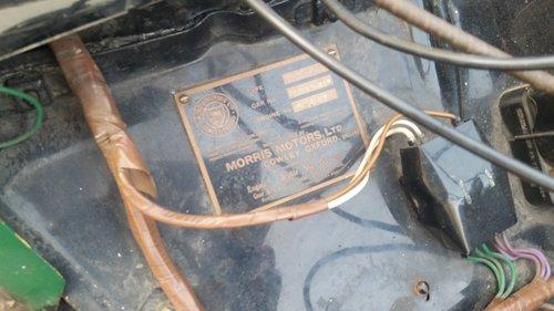 1941 Morris Y Van For Sale (picture 2 of 6)