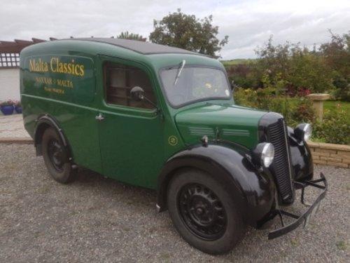 1941 Morris Y Van For Sale (picture 3 of 6)