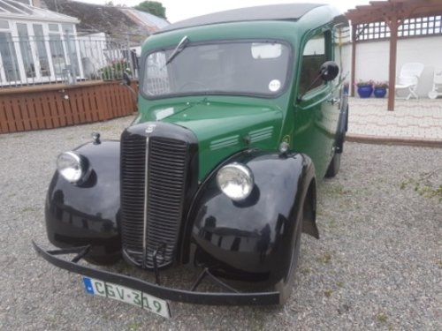 1941 Morris Y Van For Sale (picture 4 of 6)