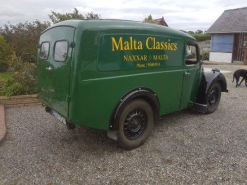 1941 Morris Y Van For Sale (picture 5 of 6)