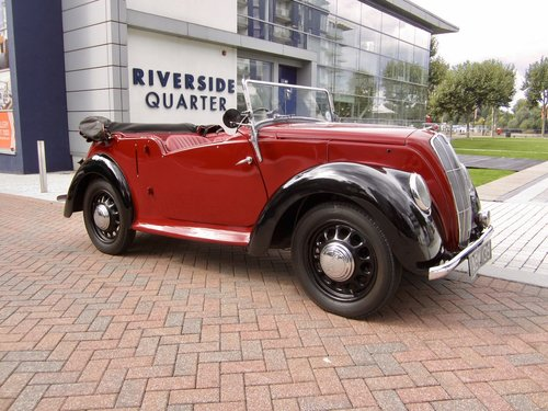 1939 Morris 8 Series E 2 Seat Tourer For Sale (picture 1 of 6)