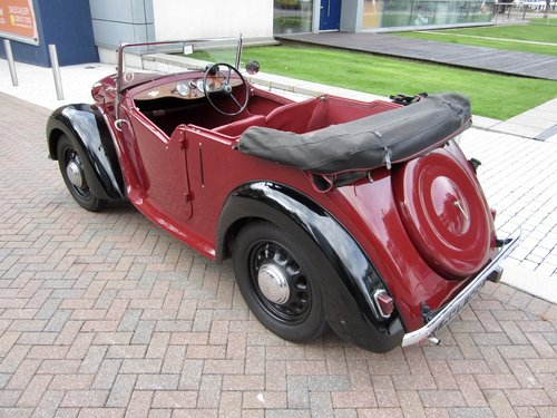 1939 Morris 8 Series E 2 Seat Tourer For Sale (picture 4 of 6)