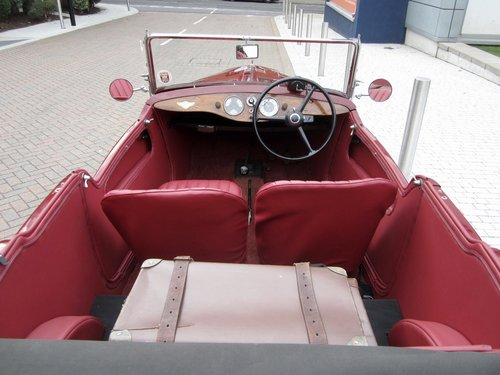 1939 Morris 8 Series E 2 Seat Tourer For Sale (picture 5 of 6)