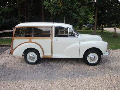 1969 Morris Minor 1000 Traveller (Fully Restored) SOLD (picture 1 of 6)