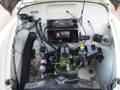 1969 Morris Minor 1000 Traveller (Fully Restored) SOLD (picture 6 of 6)