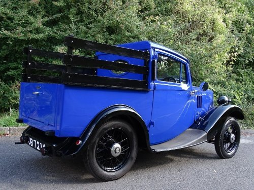 1935 Morris Eight 0.9 FULLY RESTORED AND LOVELY SOLD (picture 2 of 6)