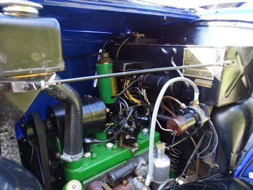 1935 Morris Eight 0.9 FULLY RESTORED AND LOVELY For Sale (picture 6 of 6)