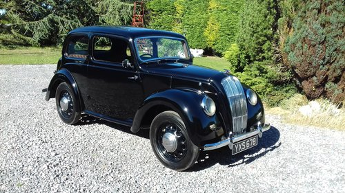 1947 Morris 8 Series E For Sale (picture 1 of 6)