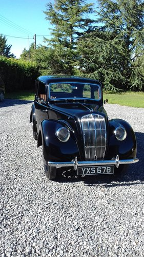 1947 Morris 8 Series E For Sale (picture 4 of 6)