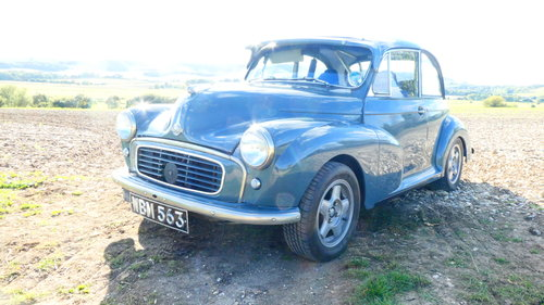 1958 Morris Minor Supercharged Hillclimb car  For Sale (picture 1 of 6)