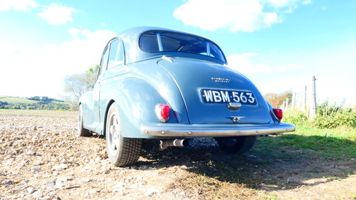 1958 Morris Minor Supercharged Hillclimb car  For Sale (picture 4 of 6)