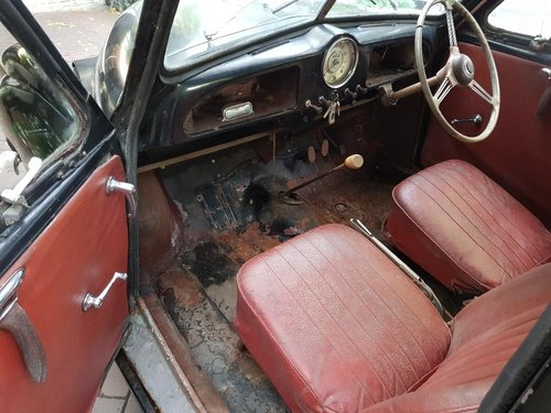 1956 split screen moggy , black For Sale (picture 3 of 6)