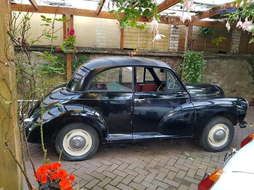 1956 split screen moggy , black For Sale (picture 4 of 6)