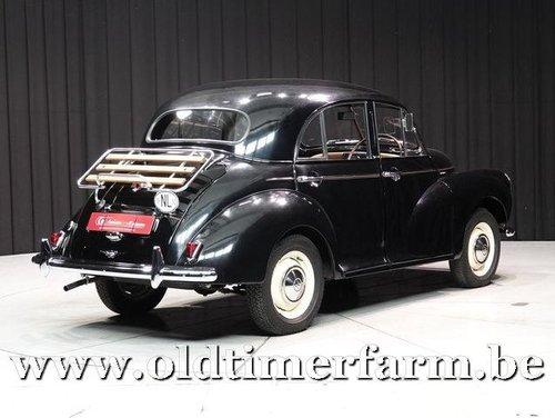 1952 Morris Minor MM Four-door Saloon '52 For Sale (picture 2 of 6)