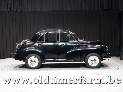 1952 Morris Minor MM Four-door Saloon '52 For Sale (picture 3 of 6)