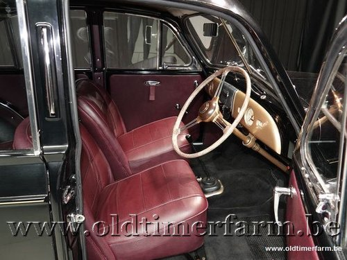 1952 Morris Minor MM Four-door Saloon '52 For Sale (picture 4 of 6)