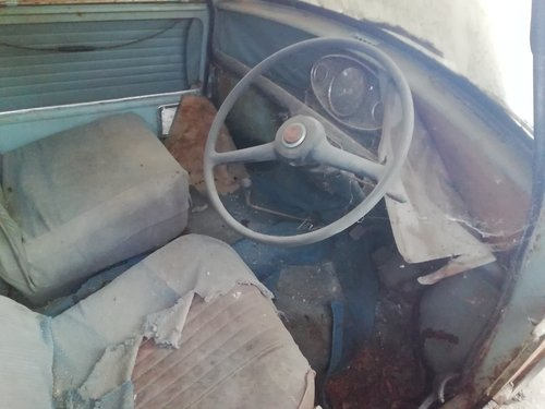 1963 Morris Mini-Minor Mk1Restoration project For Sale (picture 5 of 6)