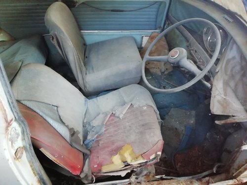 1963 Morris Mini-Minor Mk1Restoration project For Sale (picture 6 of 6)