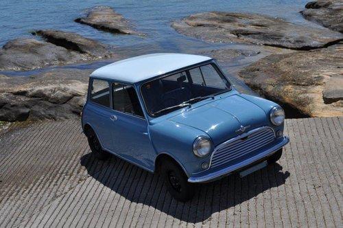 1963 Morris Mini Cooper 997cc Survivor  SOLD (picture 1 of 6)