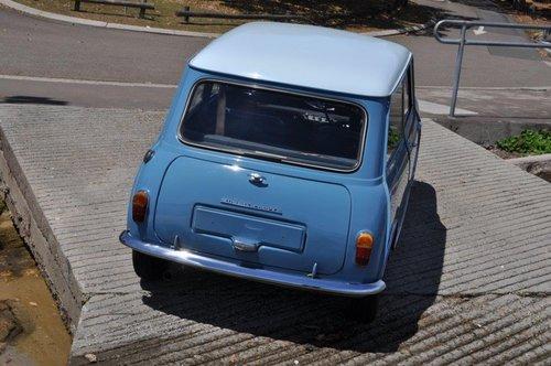 1963 Morris Mini Cooper 997cc Survivor  SOLD (picture 3 of 6)