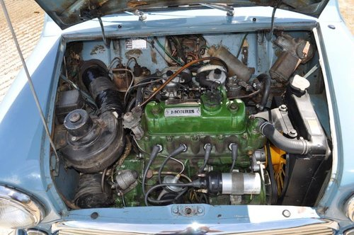 1963 Morris Mini Cooper 997cc Survivor  SOLD (picture 4 of 6)