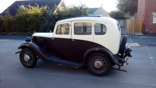 Morris Eight S/2 For Sale (picture 1 of 6)