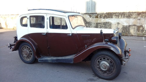 Morris Eight S/2 For Sale (picture 2 of 6)