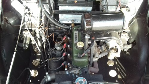 1955 MORRIS MINOR 'SPLIT SCREEN'  OTHERS WANTED SOLD (picture 6 of 6)