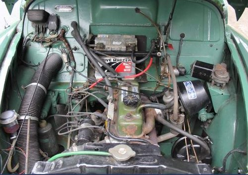 1968 Morris Minor Traveller .Now Sold. More Classic Cars  Wanted (picture 3 of 6)