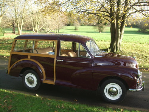 1969 Rebuilt Traveller - Colour/Spec. of Your Choice For Sale (picture 6 of 6)
