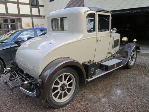 1930 Morris Cowley Doctors Coupe SOLD (picture 2 of 6)