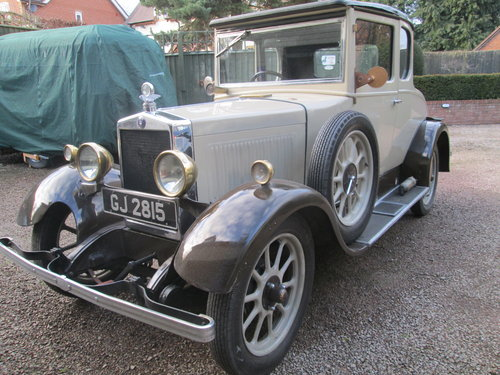 1930 Morris Cowley Doctors Coupe SOLD (picture 5 of 6)
