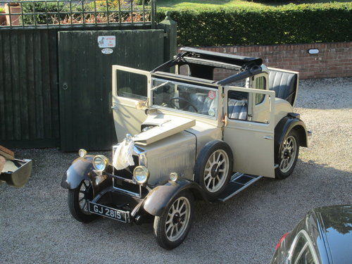 1930 Morris Cowley Doctors Coupe SOLD (picture 6 of 6)