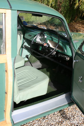 1968 Morris Minor Traveller .Now Sold. More Classic Cars  Wanted (picture 4 of 6)
