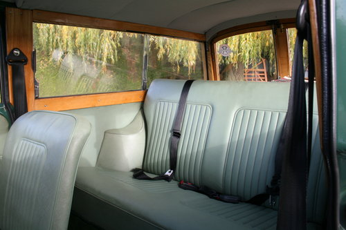 1968 Morris Minor Traveller .Now Sold. More Classic Cars  Wanted (picture 5 of 6)
