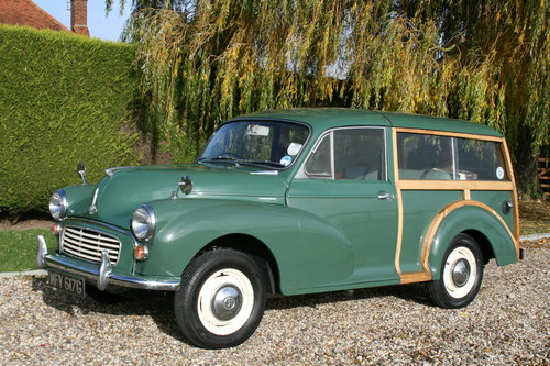 1968 Morris Minor Traveller .Now Sold. More Classic Cars  Wanted (picture 6 of 6)