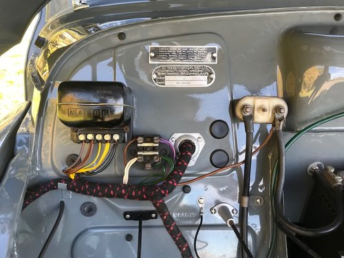 1961 Morris Minor Traveller ~£50k/1000hr resto - ITS NEW! SOLD (picture 6 of 6)